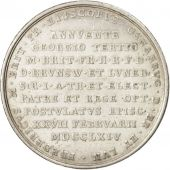 Prussia, Medal, Frederic of Prussia, Spes Publica, History, 1764, TTB