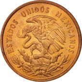 Mexico, 10 Centavos, 1956, Mexico City, MS(63), Bronze, KM:433