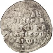 Basile II and Constantin VIII, Miliaresion, 976-1000, Constantinople, F(12-15)