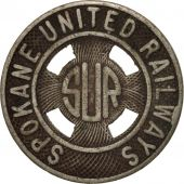 United States, Token, Spokane United Railways