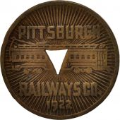 United States, Token, Pittsburg Railways Company