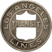 United States, Token, Los Angeles Transit Lines