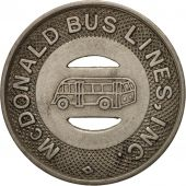 United States, Token, McDonald Bus Lines Inc.