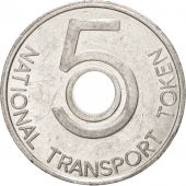 États-Unis, National Transport, Token