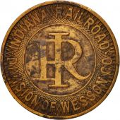 États-Unis, Indiana Railroad Division of Wesson Company, Token