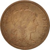France, Dupuis, 2 Centimes, 1904, Paris, TTB+, Bronze, KM:841, Gadoury:107