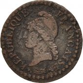 France, Dupré, Centime, 1798, Paris, TB, Bronze, KM:646, Gadoury:100