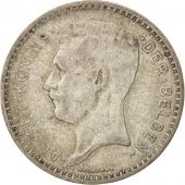 Coin, Belgium, 20 Francs, 20 Frank, 1934, EF(40-45), Silver, KM:104.1