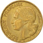 France, Guiraud, 50 Francs, 1952, Paris, TTB+, Aluminum-Bronze, KM:918.1