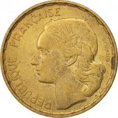 France, Guiraud, 50 Francs, 1952, Paris, SUP, Aluminum-Bronze, KM:918.1