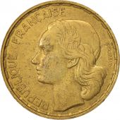 France, Guiraud, 50 Francs, 1953, Paris, TTB+, Aluminum-Bronze, KM:918.1