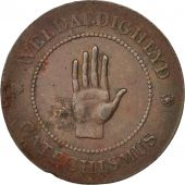 Netherlands, Token, Belgium, Anvers, Religious Class, 1823, VF(20-25), Copper