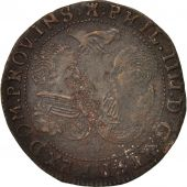 France, Token, Spanish Netherlands, Lille, Philip IV and Isabel, 1649