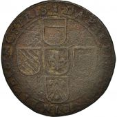 France, Token, Spanish Netherlands, Lille, Philippe IV, 1634