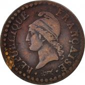 France, Dupré, Centime, 1797, Paris, TTB, Bronze, KM:646, Gadoury:76