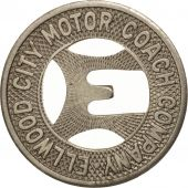 États-Unis, Ellwood City Motor Coach Company, Token