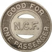 États-Unis, Norfolk County Ferries, Token