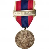 France, Médaille de la Défense Nationale, Arme blindée, Medal