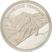 France, 100 Francs, 1989, SPL+, Argent, KM:971