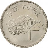 Seychelles, Rupee, 1982, British Royal Mint, MS(60-62), Copper-nickel, KM:50.1
