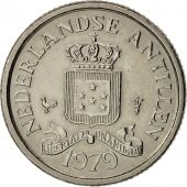 Netherlands Antilles, Juliana, 10 Cents, 1979, SUP, Nickel, KM:10