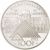 France, 100 Francs, 1993, Paris, FDC, Argent, KM:1021