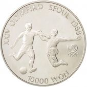 KOREA-SOUTH, 10000 Won, 1988, FDC, Argent, KM:77