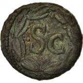 Domitian, As, 76-77, Antioch, VF(30-35), Copper