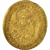 Allemagne, Medal, St Maria, Religions & beliefs, 1696, SUP, Brass, 41