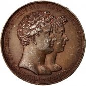 Prussia, Medal, Frederick William IV of Prussia and Elisabeth, History, 1823