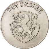 Allemagne, Medal, 700th anniversary of Auerbach, History, 1982, TTB+