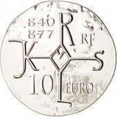 France, 10 Euro, 2011, Paris, FDC, Argent, KM:1804