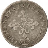 France, Louis XIV, 4 Sols dits « des Traitants », 4 Sols, 1676, Paris,KM232.1