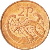IRELAND REPUBLIC, 2 Pence, 1998, SUP, Copper Plated Steel, KM:21a