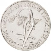 West African States, Franc, 1980, SUP, Steel, KM:8