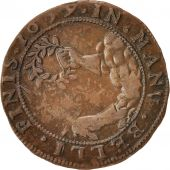 Spanish Netherlands, Token, Spanish Netherlands, Philippe IV, 1659, AU(50-53)