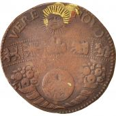 Belgium, Token, Philippe IV, Anvers, Queen arrival, 1650, EF(40-45), Copper, 32