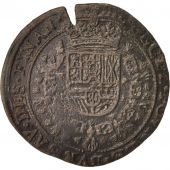 Belgique, Token, Spanish Netherlands, Philippe IV, Anvers, Bureau des Finance