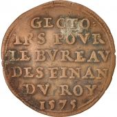 Belgique, Token, The Stability of Belgium, 1575, TTB, Cuivre, 27