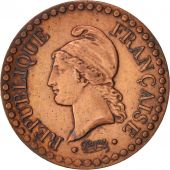 France, Dupré, Centime, 1849, Paris, TTB+, Bronze, KM:754, Gadoury:84