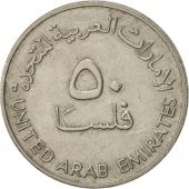 Maroc, al-Hassan II, 50 Santimat, 1973, TTB, Copper-nickel, KM:62