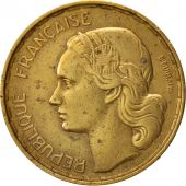 France, Guiraud, 50 Francs, 1951, Paris, TTB, Aluminum-Bronze, KM:918.1