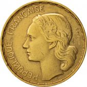 France, Guiraud, 50 Francs, 1953, Paris, TTB, Aluminum-Bronze, KM:918.1