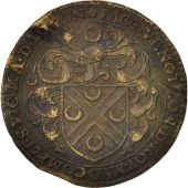 France, Token, Royal, Maire de Dijon, Jacques Venot, 1619, B+, Cuivre