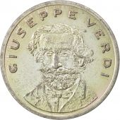 Italie, Medal, The Music, Giuseppe Verdi, SUP, Nickel