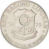 Philippines, Piso, 1975, FDC, Copper-nickel, KM:209.1