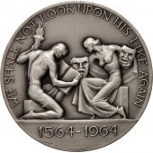 United Kingdom , Medal, William Shakespeare, 400th anniversary
