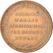 United Kingdom , Token, Trades, Wallis & Badger Dudley & Birmingham Penny, 1811