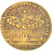 France, Token, Royal, La ville de Paris, 1640, TTB, Brass