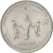 United Nations, Token, Italia, FAO Rome, 1973, SUP, Aluminium